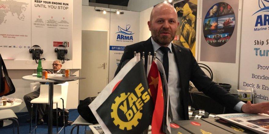 Yaf Diesel, Hollanda'ya ofis açacak