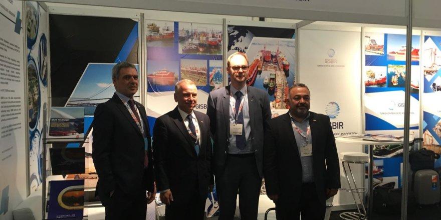 Europort 2017 Fuarı'nda Türk firmalarına yoğun ilgi