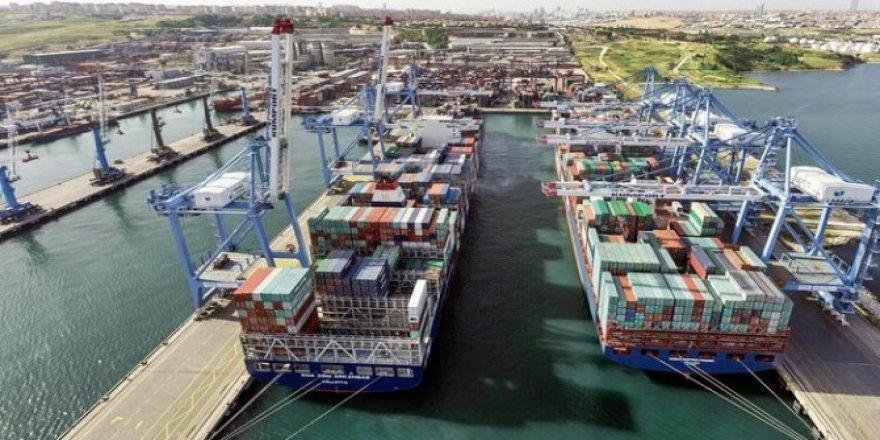 Limanlarımıza 10 ayda 61 bin 155 gemi geldi