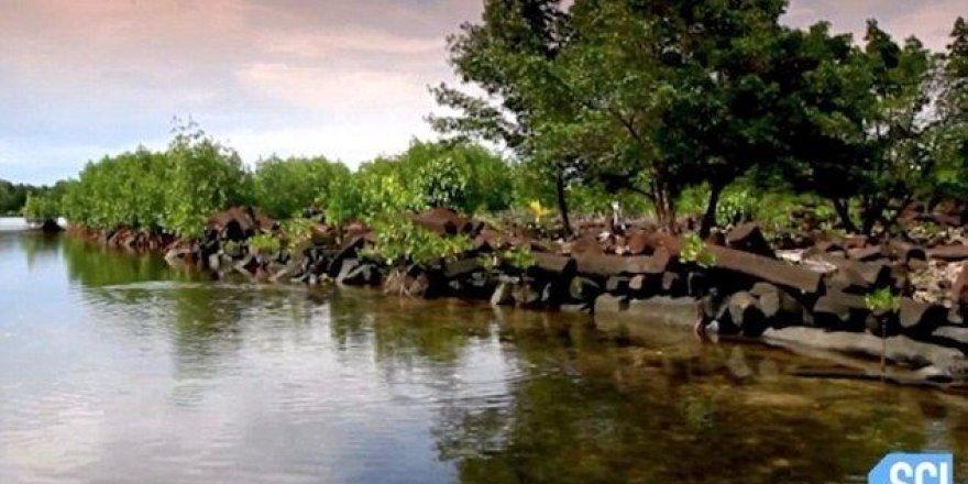 Atlantis'in izleri Mikronezya'da (mı) bulundu