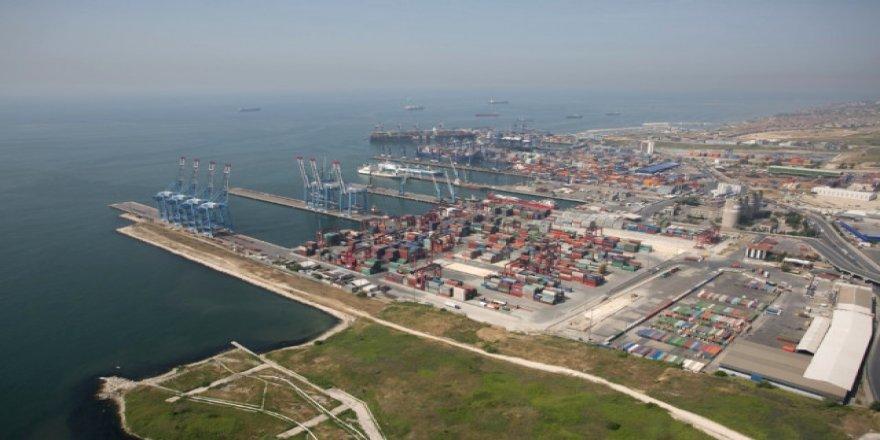 Türk limanlarından yüzde 19'luk ihracat artışı