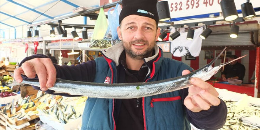 Marmara'da 1 kiloluk zargana yakalandı
