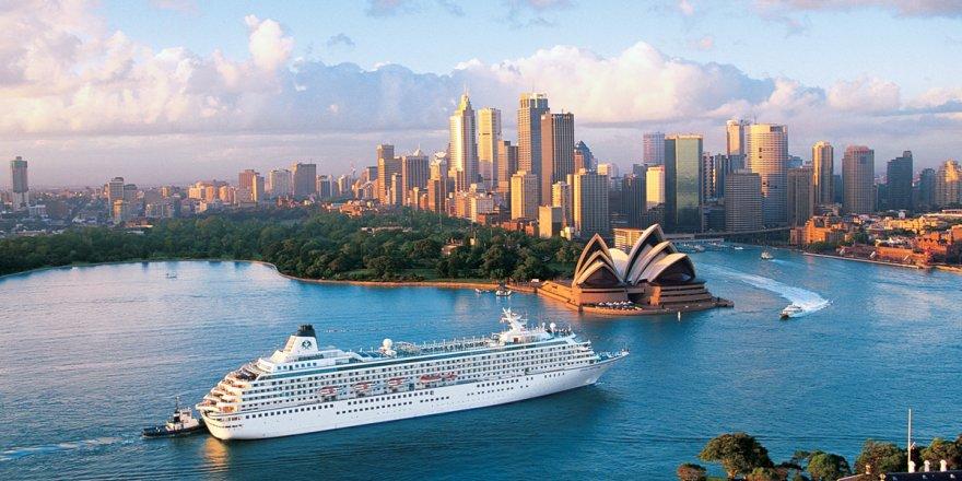 Lüks ve farklı yolculuğun adresi The Cruise Line Türkiye'de