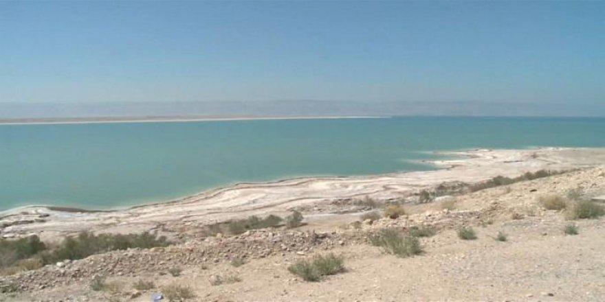 'Ölü Deniz-Kızıl Deniz Projesi'ne şartlı onay