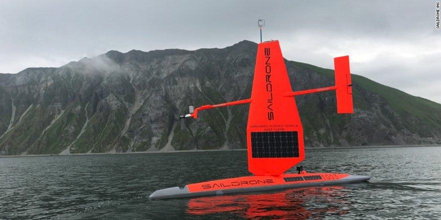 İklim değişikliği araştırmaları artık Drone'lara emanet!