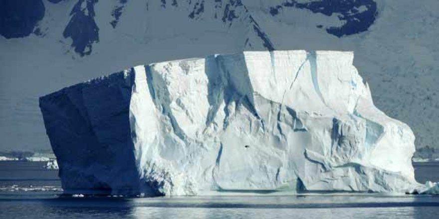 Antarktika'daki buzulların alında jeotermal