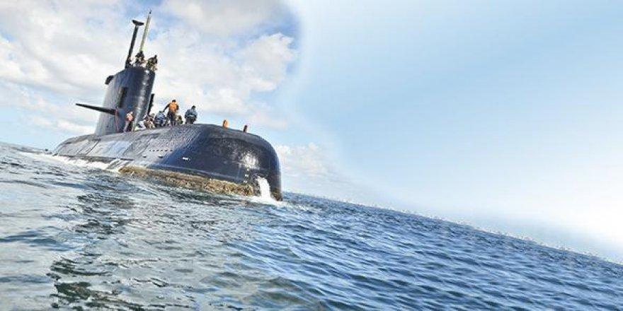 Arjantin'deki kayıp denizaltıda patlama