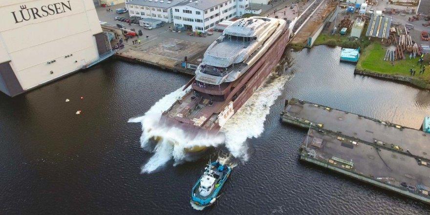 12 devriye gemisi ihalesini Lurssen kazandı