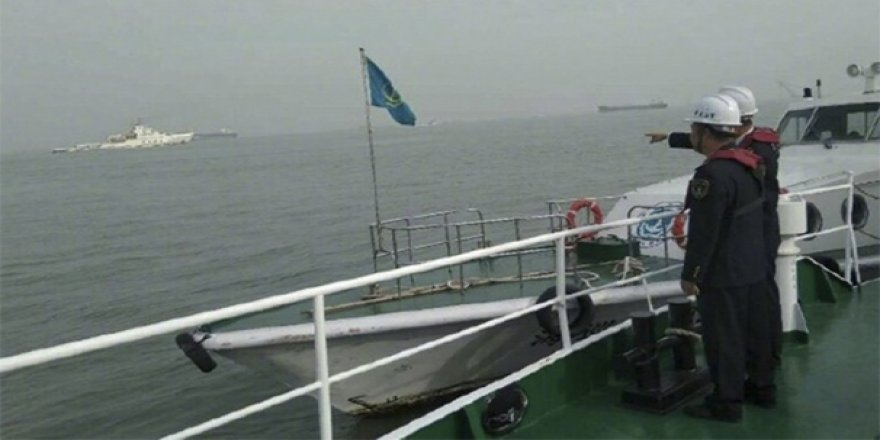 Çarpışan iki gemiden biri battı: 12 kişi kayıp