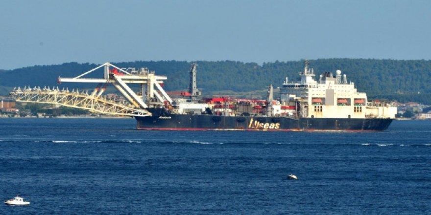 Türkakım projesi denizaltında ilerliyor