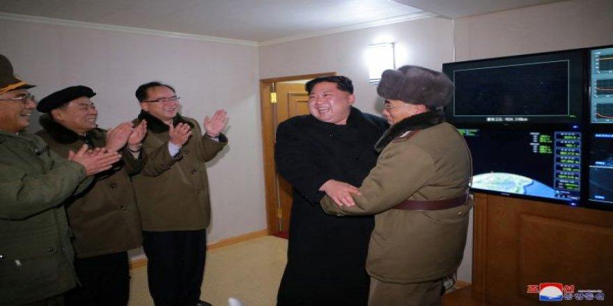 ABD ile Kuzey Kore'yi 'Kim' savaşa sürüklüyor
