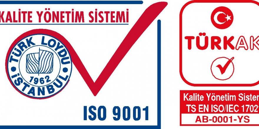 Kalite Yönetim Sistemleri denetiminden DTO'ya tam not