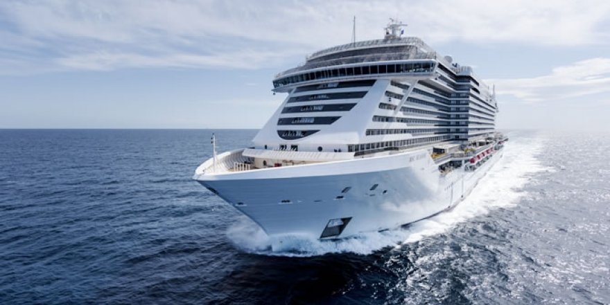 MSC Cruises, 6 ay içinde ikinci gemiyi de hizmete aldı