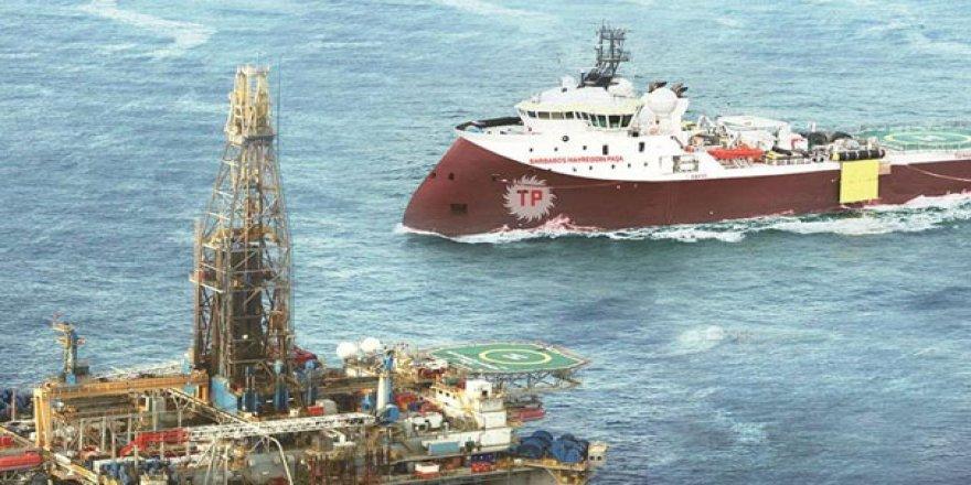 Katar'dan Akdeniz'deki sismik aramalarda iş birliği önerisi
