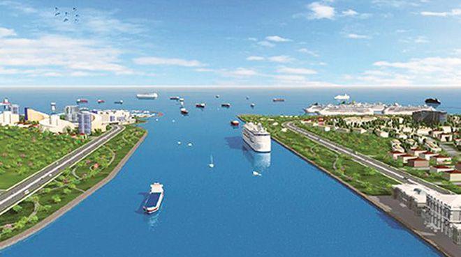 Kanal İstanbul 22 Aralık'ta halka sunulacak