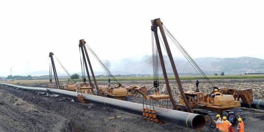 """EastMed"""" doğalgaz boru hattı için imzalar atıldı"""