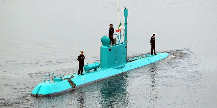 İran'ın hedefinde nükleer denizaltı var