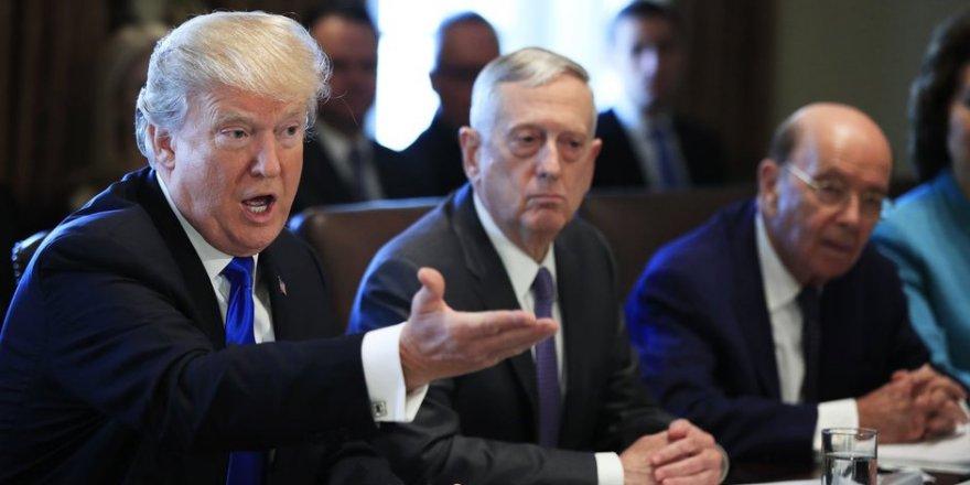 ABD Başkanı Trump Kudüs kararını açıkladı!