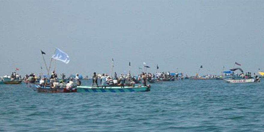 Tekne faciasında 18 ölü, onlarca kayıp