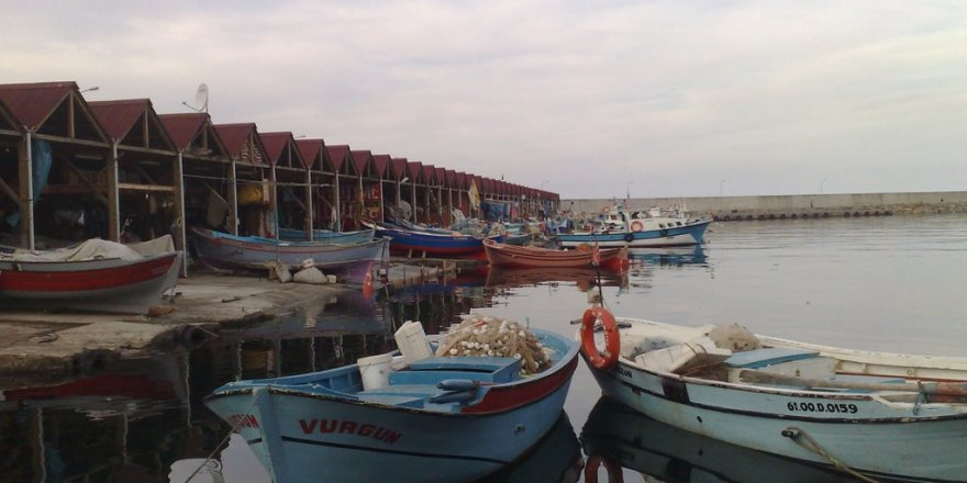 Faroz balıkçı barınağına tahliye kararı