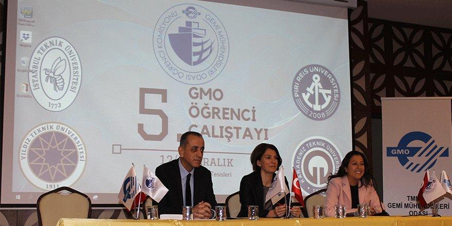 GMO 5. Öğrenci Çalıştayı başladı