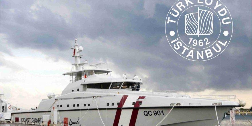 Açık deniz karakol gemisi Türk Loydu Klası ile Katar'da