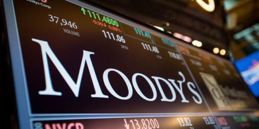 """Moody's: Türk şirketlerinin 2018 görünümü """"negatif"""""""