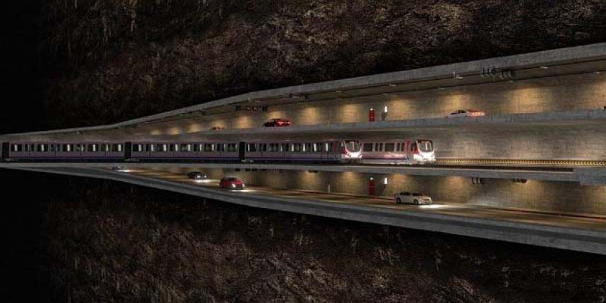 3 Katlı Büyük İstanbul Tüneli'nde büyük değişiklik!