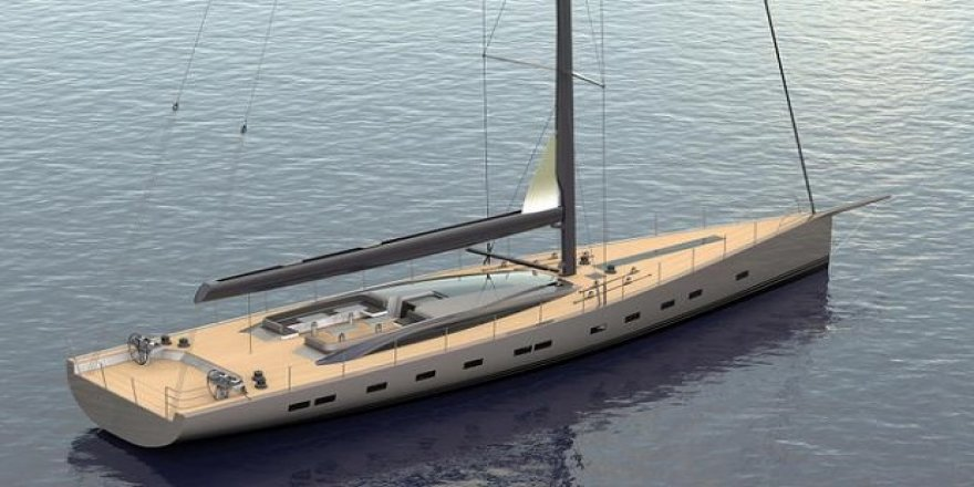 Oyster Yachts ve Reichel-Pugh'dan Project Alpha