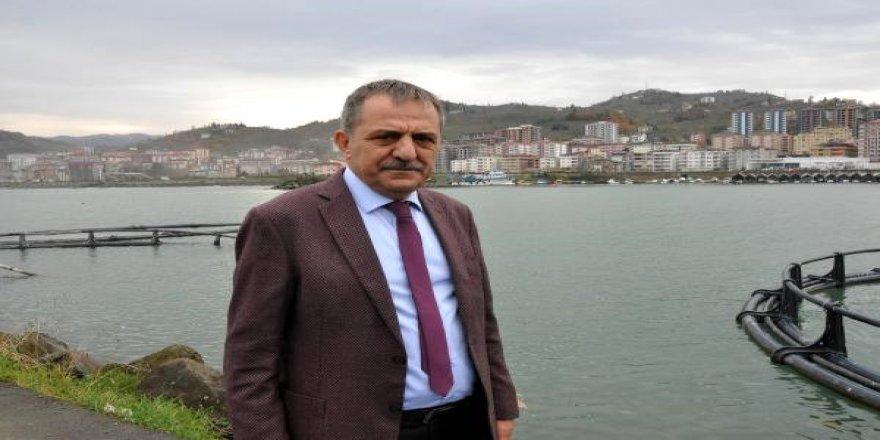 Trabzon'da denizin üzerine golf sahası yapılacak