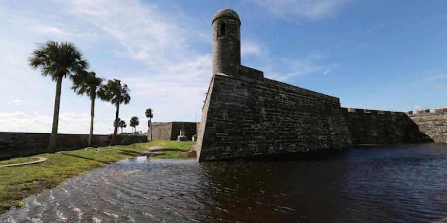 Yükselen deniz 13 bin arkeolojik alanı batırabilir