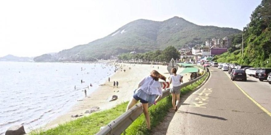 Turistlerin gözdesi plaja 'Kim' mayın attı