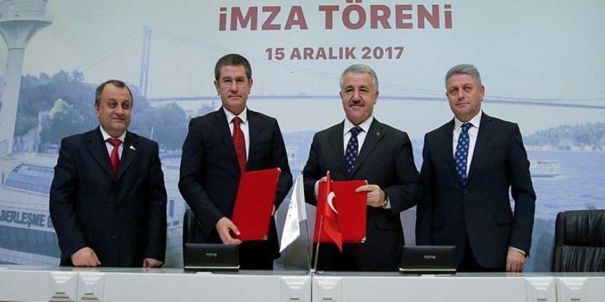 Türk boğazlarına yerli gemi trafik sistemi