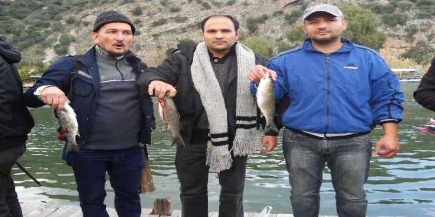 2. Dalyan Kefal Balığı Festivali yapıldı