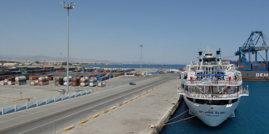 """""""Limanlarımızda uluslararası ambargo yok"""""""