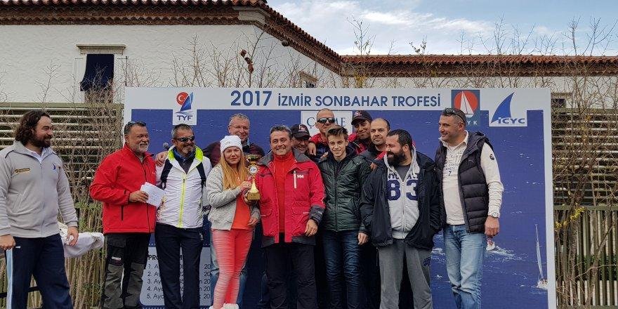 2017 İzmir Sonbahar Trofesi sona erdi