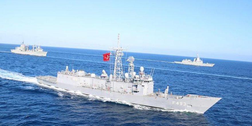 Deniz Kuvvetleri'nde at eti skandalı