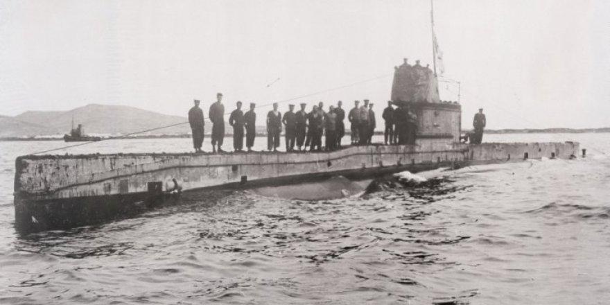 Avustralya'nın kayıp denizaltısı bulundu