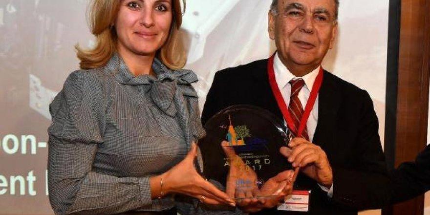 BM'den İzmir'e 'Çevre Dostu' ödülü