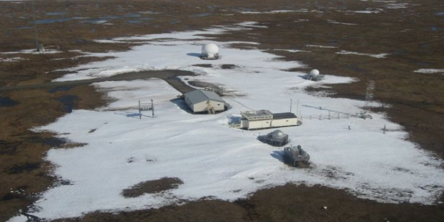 Alaska'da sıcaklık artışı verileri silinmiş
