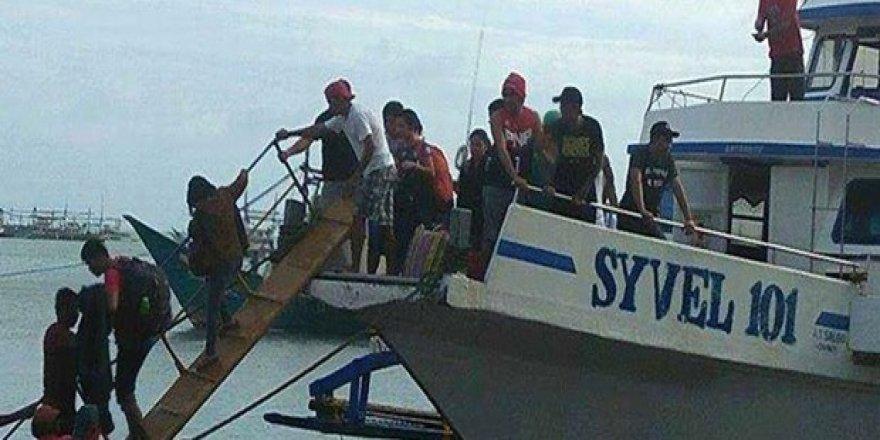 Batan feribottan 166 kişi kurtarıldı, 88 kişi aranıyor