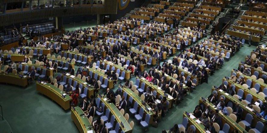 BM'den Trump'a Kudüs reddi