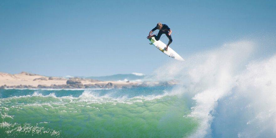 Sörfün kralı John John Florence