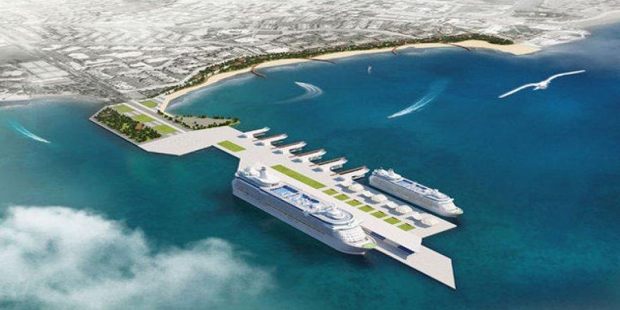 Antalya için kruvaziyer limanı uyarısı