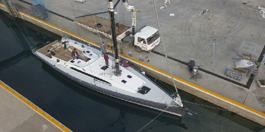 Yarış filosuna bir X-Yachts daha katıldı!