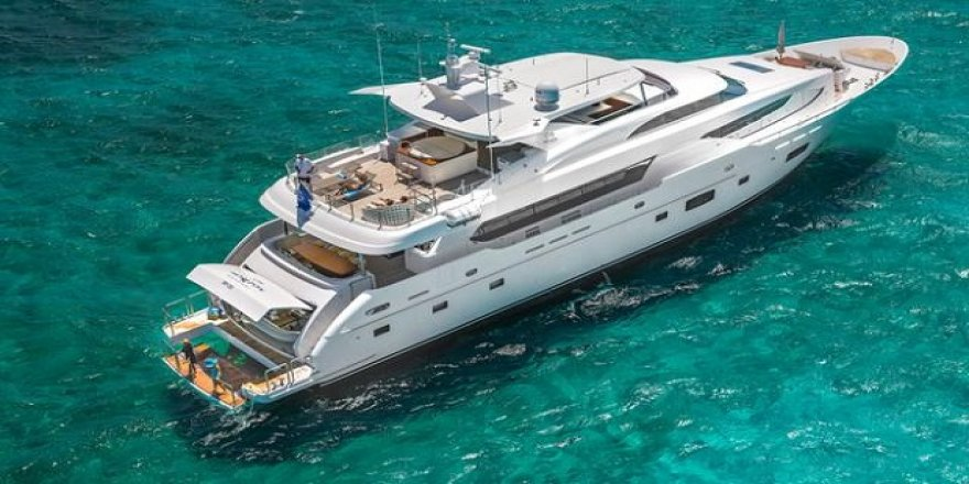 Horizon Yachts Horizon RP120 teslim etti