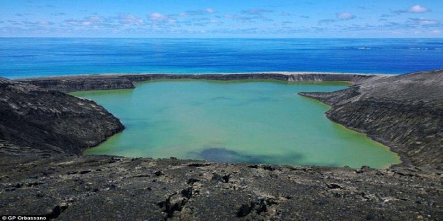 Bu ada iki yıl önce doğdu, 30 yıl sonra yok olacak