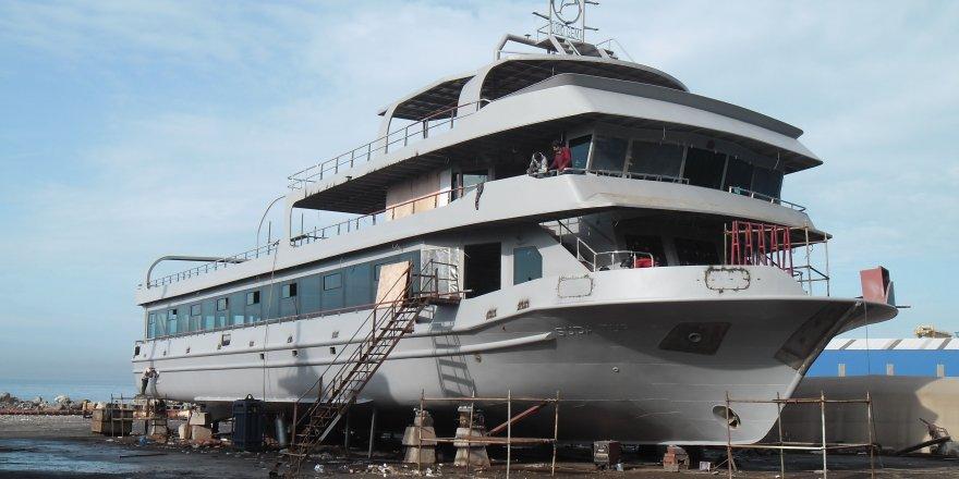 Tur teknelerine kışlık bakım
