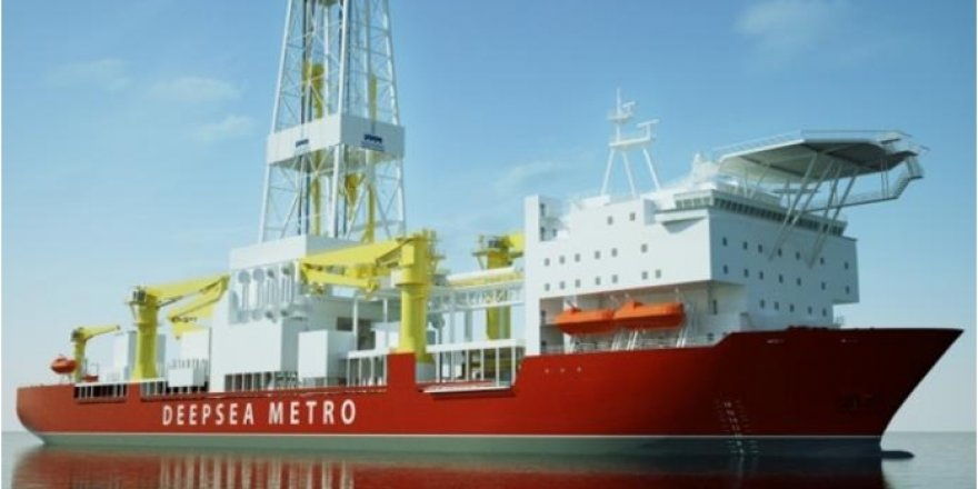 Deep Sea Metro II hafta sonu İstanbul'da