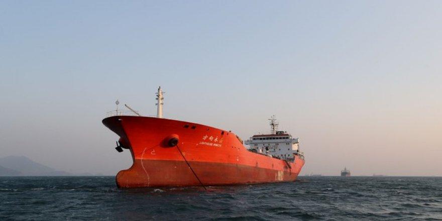 """Güney Kore ''KOTI"""" adlı tankere el koydu"""